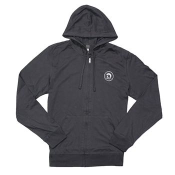 Centurion Ride Full-Zip Hoodie - Black