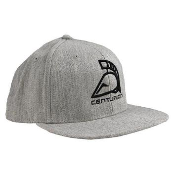 Centurion Snapback Cap - Heather Grey