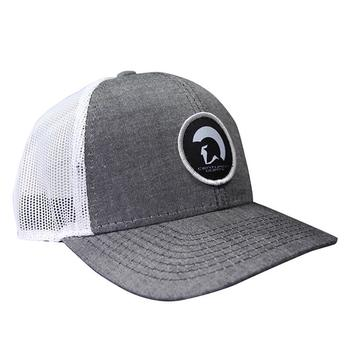 Centurion North Ridge Cap - Heathered Black / White