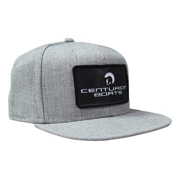 Centurion Label Cap - Heather Grey
