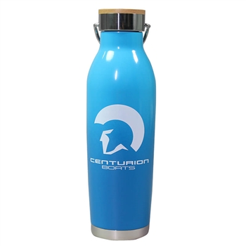 Centurion 20.9oz Wave Bottle - Gulf Blue