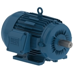 Weg 00718EP3E213T 7.5 HP Motor, 1800 RPM, TEFC, 3 Phase, 208-230/460 Volt, 213T Footed