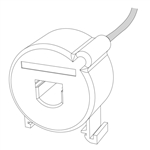 Emotron 01-2471-30 Current Transformer, 26 - 50 AMP