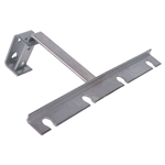 SJE Rhombus 1009432 Mounting Bracket, Float Switch, 4-Hole, Stainless Steel