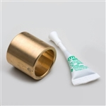 Bell & Gossett 185140 Shaft Sleeve, Bronze