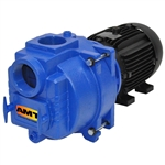 "AMT 393A-95 Self Priming Pump 2"", 5 hp, 230/460V, 3 ph, TEFC"