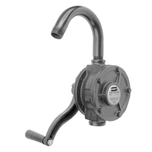 AMT 4821-95 Hand Drum Pump, Rotary, Cast Iron/Buna