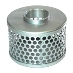 "AMT C519-90 Suction Strainer, 3"" with 3/8"" Openings"