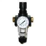 Master Pneumatic #CFRM10-2 Filter/Regulator