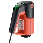 Flux FEM 4070 Motor, Drum Pump, 120V, 60 Hz, 1 ph, ODP, Variable Speed