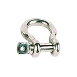 "Conery 1/4"" Shackle, 304 Stainless Steel"