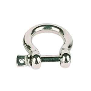 "Conery 3/8"" Shackle, 304 Stainless Steel"