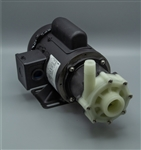 March TE-5C-MD Magnetic Drive Pump, 1/5 hp, 1 ph
