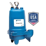 Goulds #WS0511B Submersible Sewage Pump