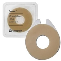 Coloplast 120427 Brava Moldable Ring - 4.2mm thick, Box of 10 rings