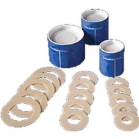 "Coloplast 2310 Skin Barrier Rings, Stoma Size (3/8)"" (10mm), Box of 30"