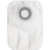 "Hollister 3148 Security 7"" Mini-Pouch with Filter, Pre-Sized - 1(1/4)"", Box of 30"