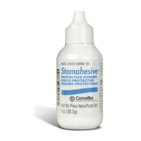 Convatec 025510 25510 Stomahesive Protective Powder - 1 ounce squeeze bottle, One bottle