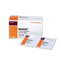 Smith & Nephew 403100 Remove Adhesive Remover - wipes, Box of 50 wipes