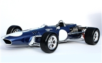 1967 Eagle Gurney-Weslake V-12 Pure Edition without decals 1:12