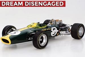 1967 Lotus 49 Jim Clark 1 12