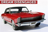 1965 Buick Riviera Gran Sport Enthusiasts Edition Flame Red 1:24
