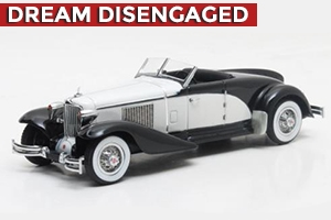 1930 Cord L-29 Brooks Stevens Speedster 1:24