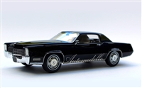 1968 Cadillac Eldorado Homage Edition 1:24 Sable Black