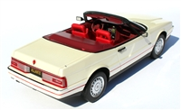 1987-1992 Cadillac Allante White 1:24