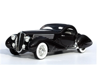 1937 Delahaye 135ms by Figoni & Falaschi 1:24 Aubergine