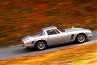 1969 Iso Grifo Tribute Edition Argento Auteuil Metallizzato  1:24