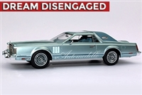 1978 Lincoln Continental Mark V Diamond Jubilee 1:24 Diamond Blue