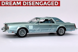 1978 Lincoln Continental Mark V Diamond Jubilee 1:24 ...