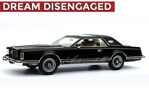 1978 Lincoln Continental Mark V Homage Edition 1 24 Black