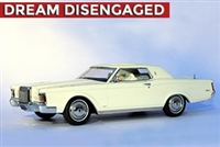 1971 Lincoln Continental Mark III Platinum Edition 1:24 Triple White
