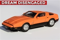 1974 Bricklin SV1 1:43 Safety Orange