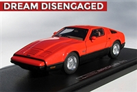 1974 Bricklin SV1 1:43 Safety Red