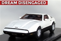 1974 Bricklin SV1 1:43 Safety White