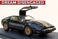 1974 Bricklin SV1 1:43 Chairman's Black Tribute Edition