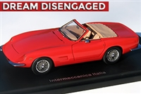 1967 Intermeccanica Italia in Red 1:43