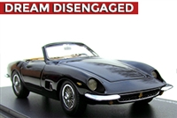 1967 Intermeccanica Italia in Homage Edition Black 1:43
