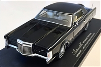 1970-1971 Lincoln Continental Mark III Homage Edition Black 1:43