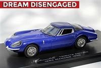 1964 Marcos 1800 RHD Tribute Edition hand-signed by Jem Marsh 1:43