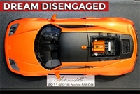 2011-2016 Noble M600 in Midas Orange Demonstrator 1:43