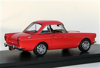 1964 Sunbeam Tiger Mark I Accessory Hardtop Red 1:43