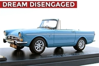 1965 Sunbeam Tiger Mark I 1:43 Mediterranean Blue salute to TIGER 50