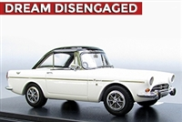 1964 Sunbeam Tiger Mark I RHD 1:43 White
