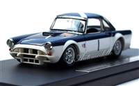 "1965 Alan Fraser Racing Sunbeam ""Monster"" Tiger 1:43"
