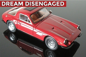 1972-1979 TVR M-Series Red 1:43