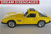 1972-1979 TVR M-Series 1:43 Yellow